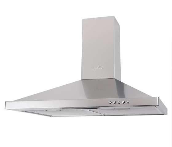 Вытяжка Ventolux LIDO 600 INOX кухонная купольная витяжка купольна