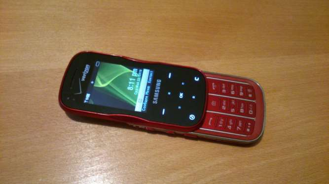 Samsung Sch-u490 Trance Cdma