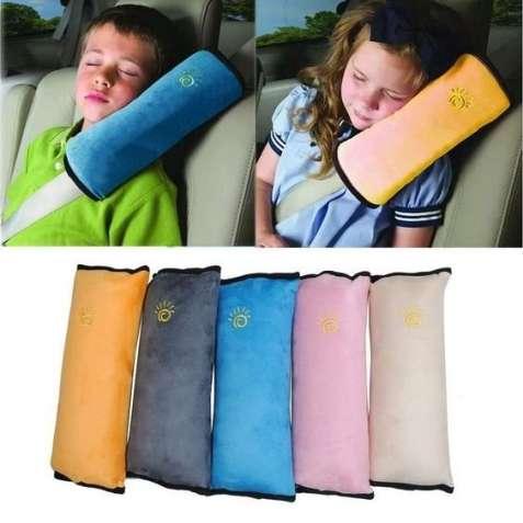 Мягкая накладка подушка на ремень безопасности SeatBelt Pillow.