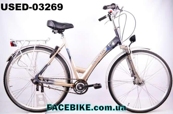 БУ Городской велосипед Sparta-Гарантия,Документы-у нас Большой выбор!