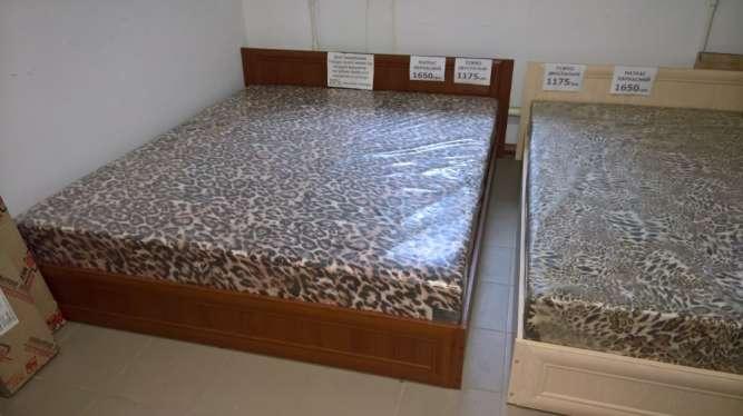 НАЙДЕШЕВШЕ  нове двоспальне ліжко