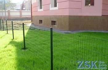 Забор из сетки высотой 1.0м Секция ЭКО