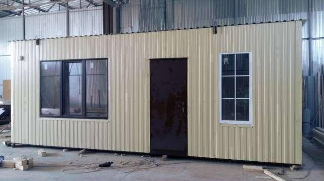 Бытовка строительная 7 х 3 метра(вагонка).Доставка по Украине