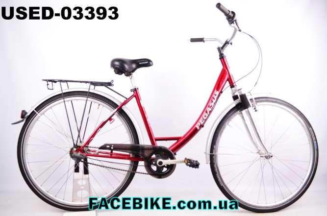 БУ Городской велосипед Pegasus-Гарантия,Документы-у нас Большой выбор!