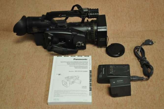 Профессиональная видеокамера Panasonic AG-DVX100BE