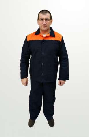 Спецодежда - костюм рабочий Труд 100%хб от производителя