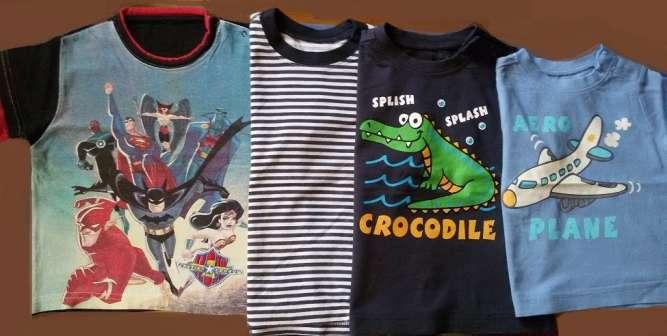 Продам футболки детские хлопок