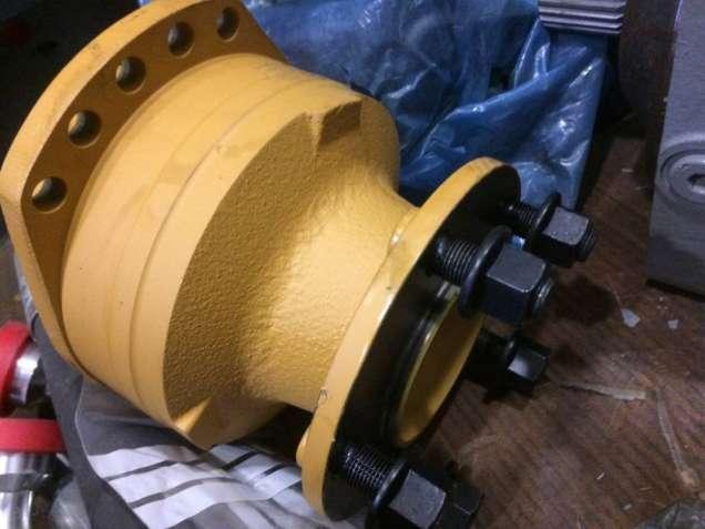 Ремонт гидромотора Poclain Hydraulics MS02