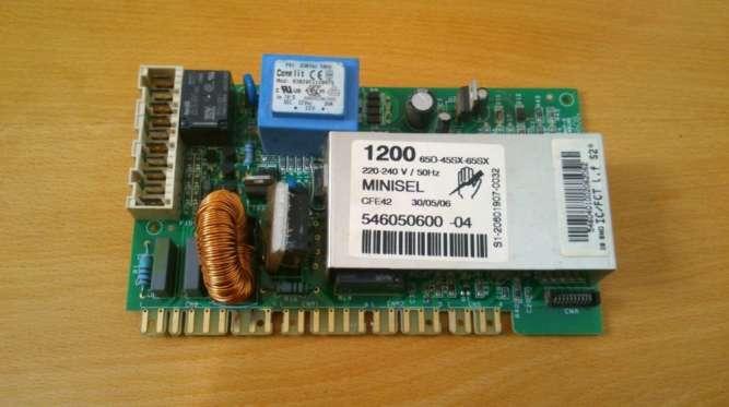 Модуль 546050600-04 Minisel стиральной машины