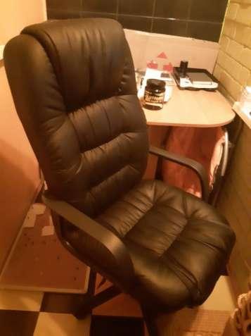 Кресла для руководителей Экокожа