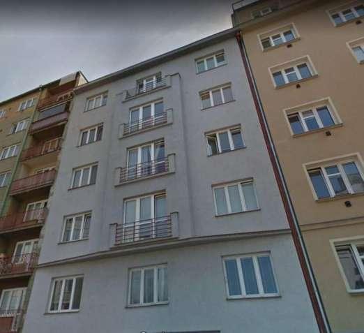 Многоквартирный дом в Прагe