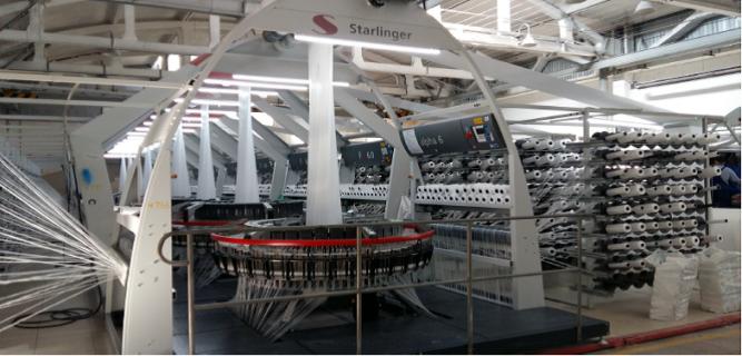 Операторы для работы на ткацких станках