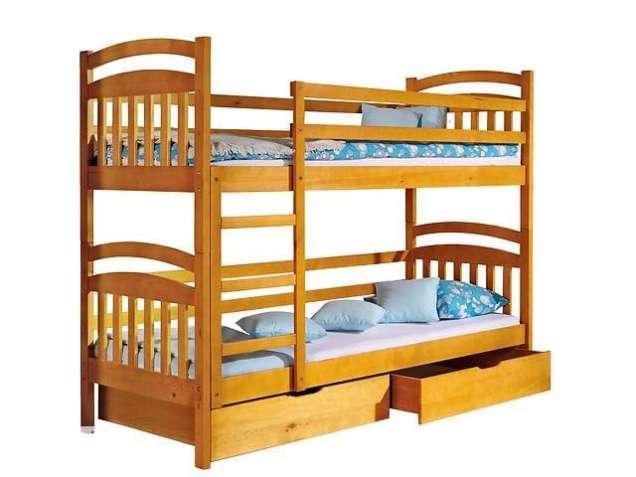 Иринка двухъярусная кровать с ящиками.