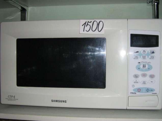 Микроволновая печь свч Samsung Ce2638nr гарантия 1 год