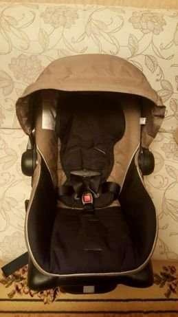 Автокресло-переноска Britax Baby Safe 0+(База+ Isofix+ Click&Go).ТОРГ!