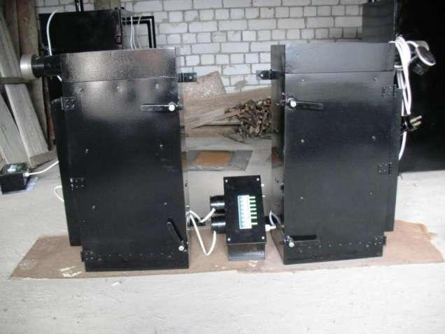 Дымогенератор для коптильных камер