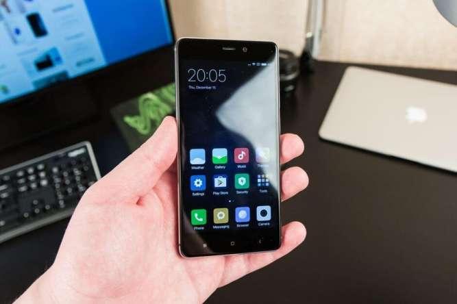Смартфон Xiaomi Redmi Note 4 4/64GB + чехол + пленка  оригинальний - изображение 4