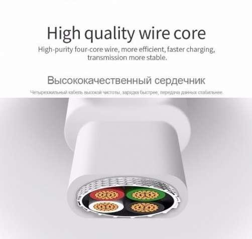 USB кабель HOCO Lightning X9 2.0m для iPhone. Новый!