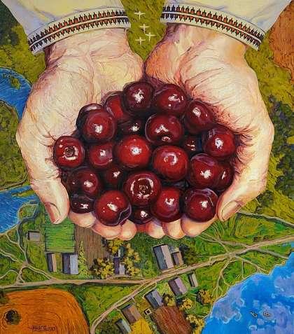Cайт по продаже авторских картин art5.in.ua