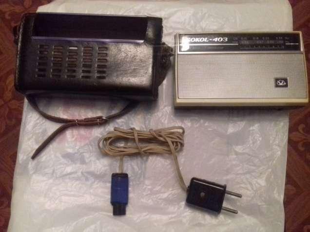 Радиоприемник Сокол-403