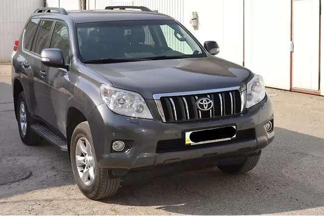 Продам Toyota Land Cruiser Prado 2013 от  первого владельца