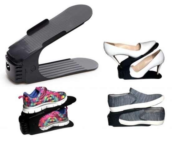 Подставка для хранения обуви. Подставка для обуви, органайзер.