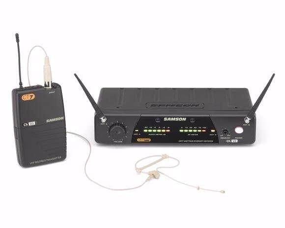 Радиосистема Samson Concert 77 Fitness System