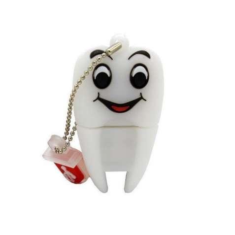 USB флешка Shandian Зуб улыбающийся, 16GB