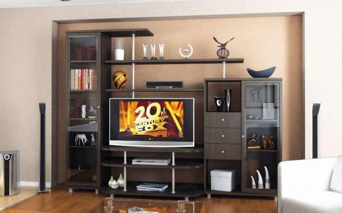Гостиная стенка Рио-2. Мебель со склада по оптовым ценам