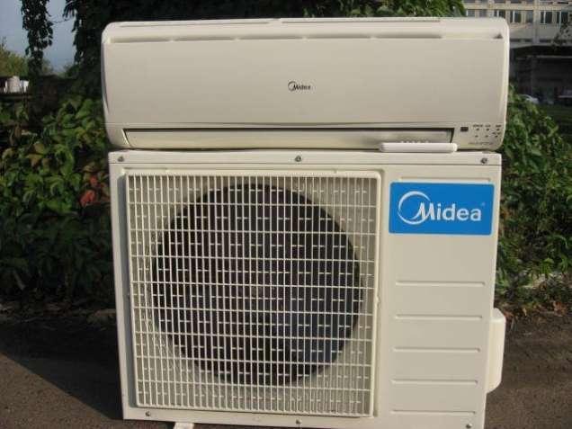 Продам инверторный кондиционер MIDEA inverter MSG-09HRDN1 до 25 м²