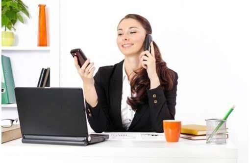 Требуются операторы для входящих звонков