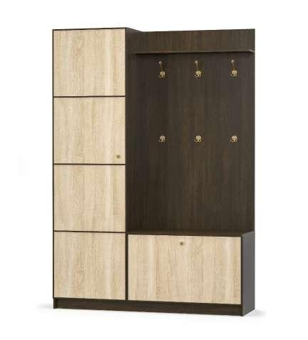 Прихожая Фантазия. Мебель со склада по оптовым ценам