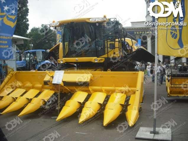 Жатка для уборки кукурузы марки  ЖК-82