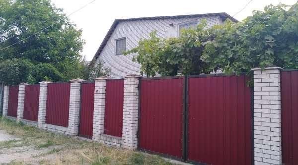 Продам пол дома на Бородинском