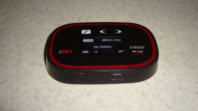 Мобильный WiFi роутер Novatel MiFi 5510L 3G 4GLTE Intertelecom