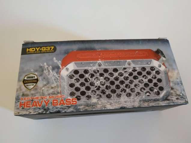 Беспроводная Bluetooth колонка HDY-G37