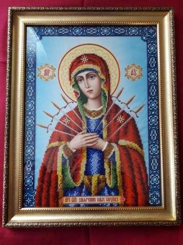 """Продам ікону Божої Матері """" Семистрельна """""""