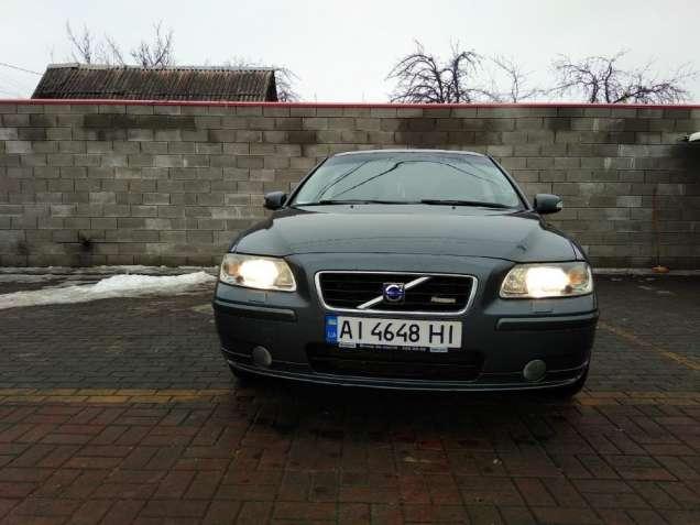 Продам Volvo s 60 2.4л 2008года