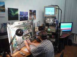Сервис и ремонт телевизоров