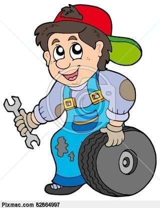 слесарь, автослесарь (грузовой или легковой сервисы)