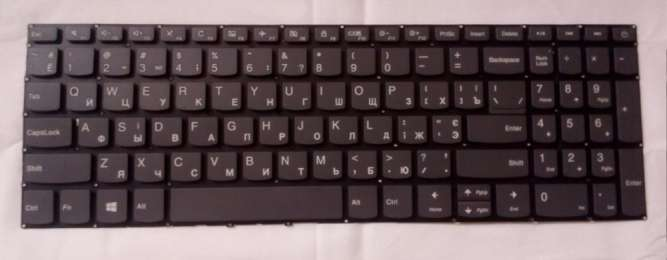 Клавиатура для ноутбука Lenovo IIdeaPad 320-15 series/rus