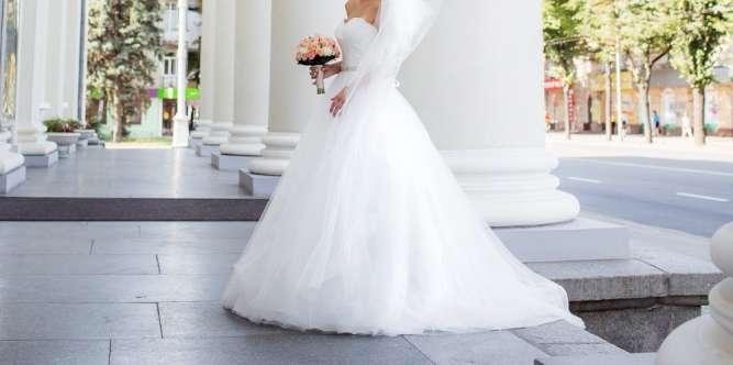421113b52138c0 Продам весільну сукню Martha, Lite by Dominiss, кольор айворі: 4 100 ...