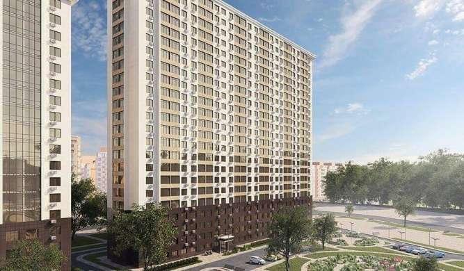 Продается 1-но комнатная квартира в жилом комплексе 30-я Жемчужина