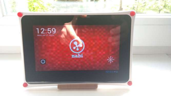 Продам планшет для детей Nabi 2 NABI2-NV7A! 7'' IPS 1000x600! HDMI!