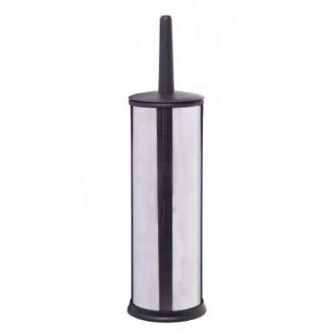 0407 Щітка для унітазу, з пластиковою кришкою