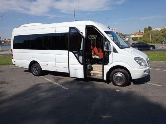 Заказ автобуса Украина Европа, аренда транспорта
