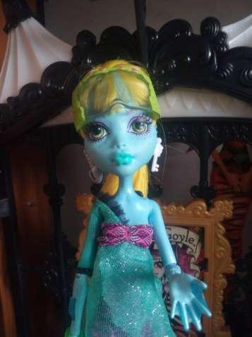 Кукла Монстер Хай Лагуна Блю из серии 13 Желаний Monster High