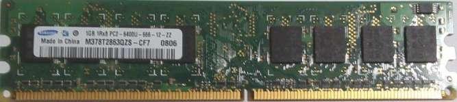 Оперативна пам'ять Samsung DDR2 800 МГц 1 Гб