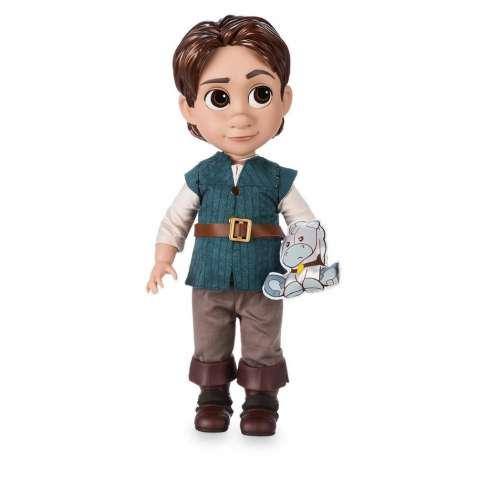 Кукла Флинн Райдер (Юджин) в детстве, серия Disney Animators