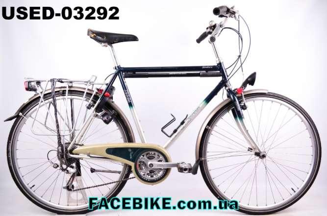 БУ Городской велосипед Koga Miyata-Гарантия,Документы-у нас Большой вы